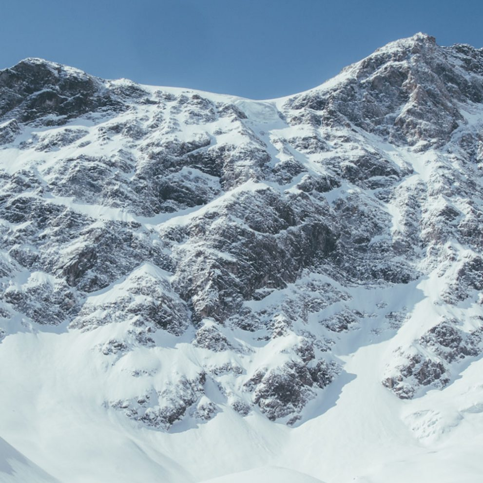 The mighty Ortler is always in sight, providing the best backdrop for our hikes.