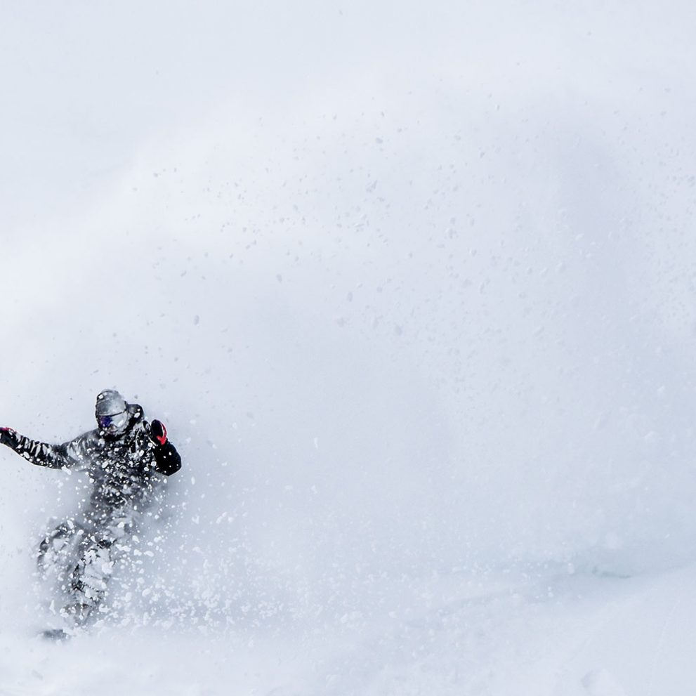 The best powder runs, turns and splashes of your life.