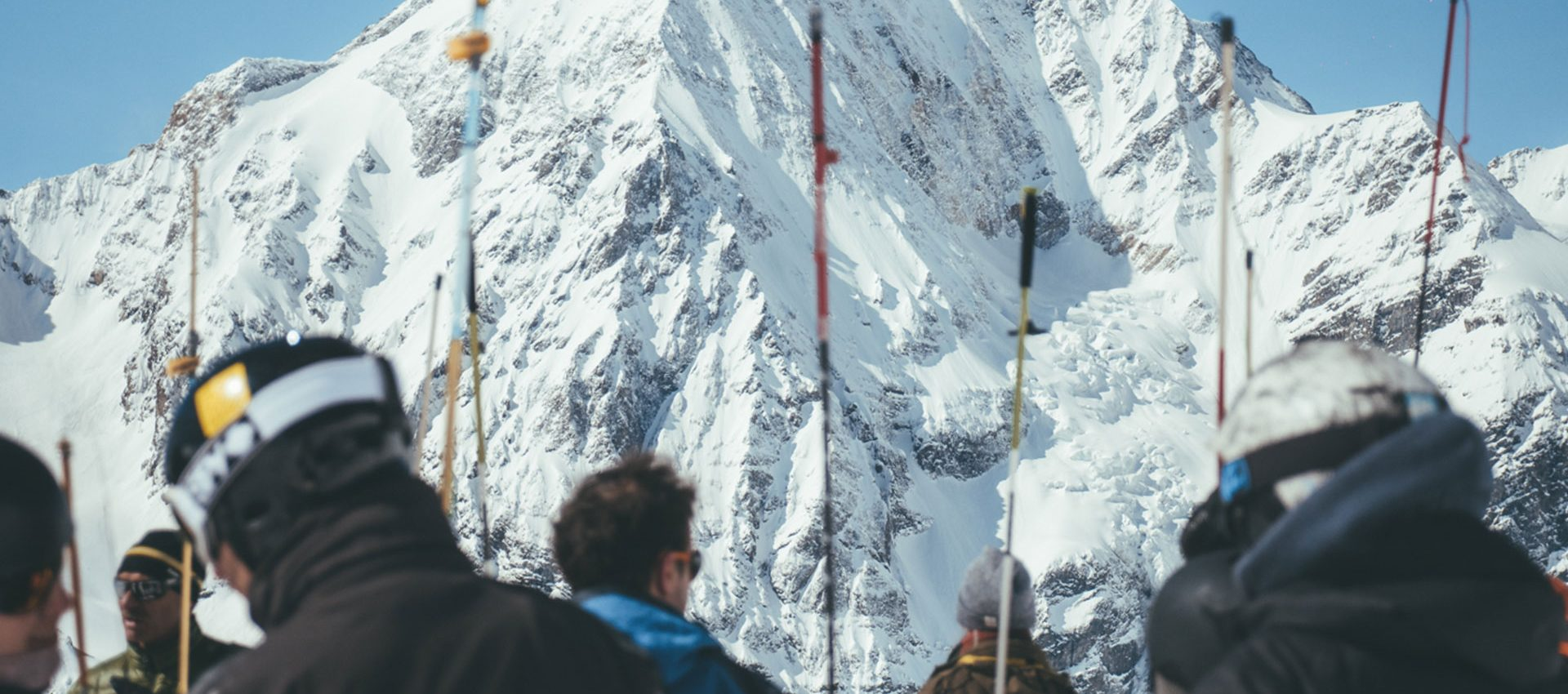 Safety first, training on how to use your avalanche gear is the foundation of freeriding.