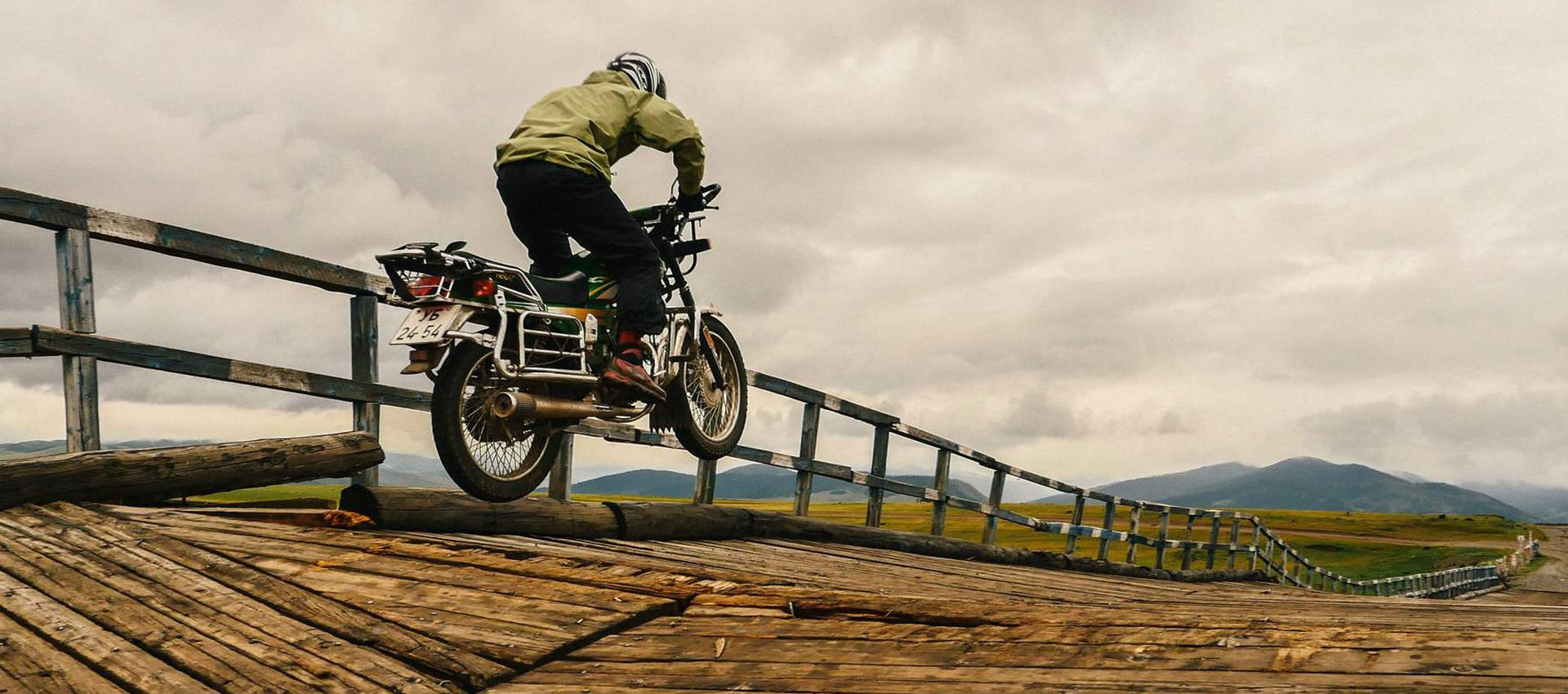 Our super lite enduro motorcycles ride through anything that comes our way.
