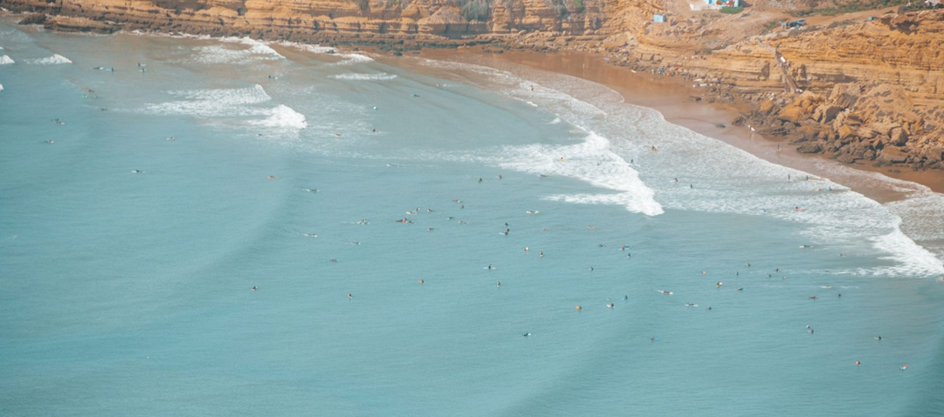 This is the longest wave of Morocco, which can offer you a ride of 600 meters.
