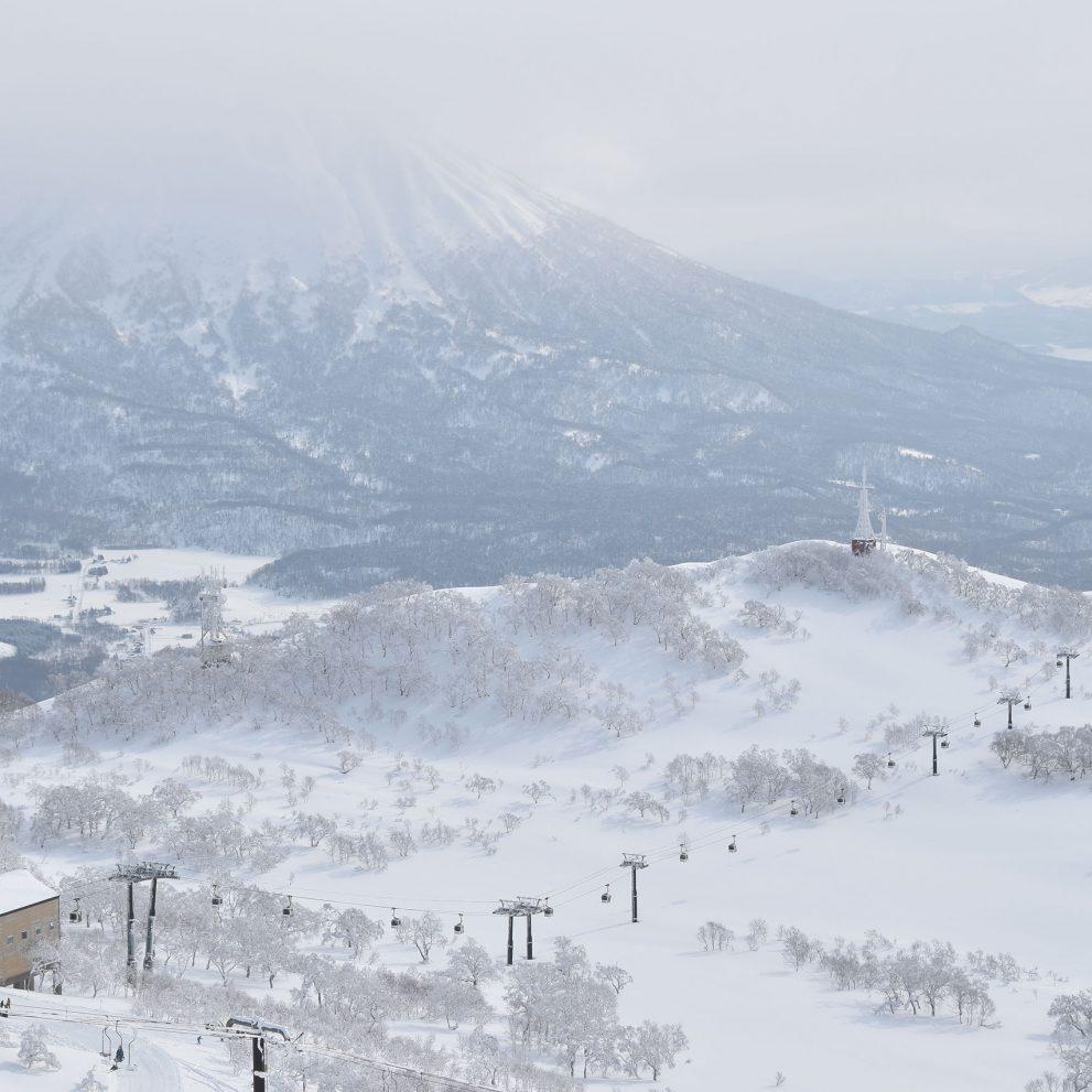 FREERIDE SKI AND SNOWBARDING TRIP TO JAPAN HOKKAIDO, NISEKO, ANNUPURI, RUSUTSU, MOIWA