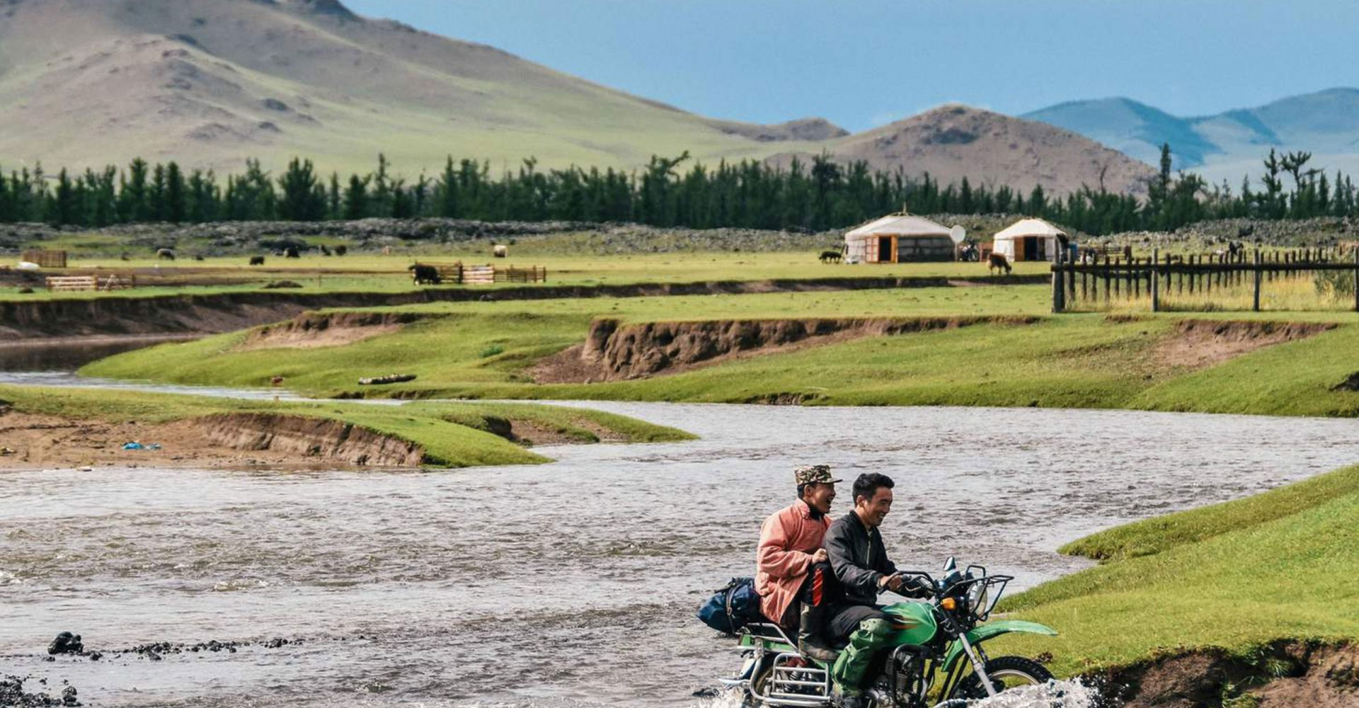 Ride on the vast Mongolian Steppe and try the real nomadic lifestyle of the locals. Sleep in yurts, dine in the open air and ride into serenity. Simply the best off-road experience.